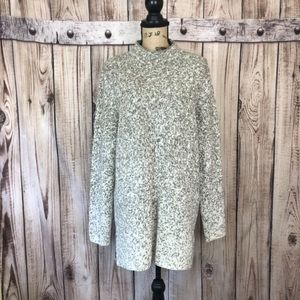 NWT J. Jill Ivory Knit Sweater XL